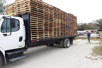 AAA Affordable Pallets & Reels Tampa, Florida